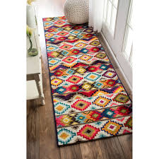 2 X 8 Runner Rugs Soft And Plush The Pile On This Contemporary Area Rug Is Made