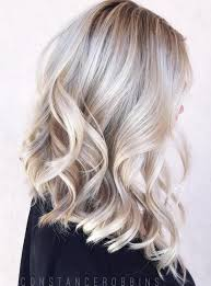 40 hair 陝olor ideas with white and platinum hair