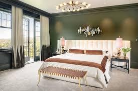 bedroom design master retreat balances masculine with