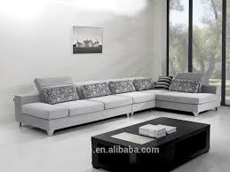 Home Sofa Set Price New Arrival Modern Living Room Wooden Furniture Corner Sofa Set