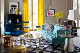 ellen degeneres home decor 10 breathtaking blue sofa designs for this summer home decor ideas