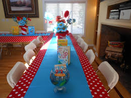 table decorations for dr seuss google search ideas for a baby
