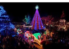 Allentown Lights In The Parkway Allentown Christmas Lights Christmas Lights Card And Decore