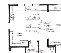 typical kitchen island dimensions kitchen islands dimensions seo03 info