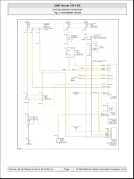 diagrama del inmo honda crv 2005 docshare tips