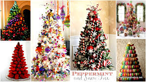 Xmas Tree Decorations Images The Most Colorful And Sweet Christmas Trees And Decorations You