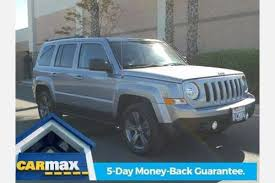 2015 jeep patriot used 2015 jeep patriot for sale pricing features edmunds