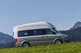 volkswagen concept van vw california xxl concept is big camper van for globetrotters 41