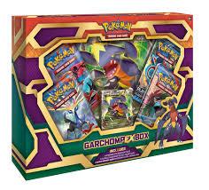 amazon com tcg pokemon garchomp ex box discontinued by