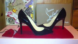 review of my new louboutin pigalle 100 patent calf black youtube
