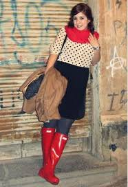 my new red hunter boots primark in dresses primark in jackets