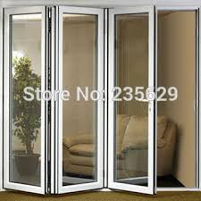 Exterior Aluminum Doors Aluminium Bi Folding Exterior Doors Aluminum Folding Door Systems