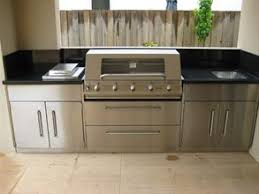 Barbecue Cabinets Stainless Steel Bbq Cabinets Furniture Ideas