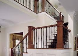 Indoor Railings And Banisters Prebuilt Stairs And Railing