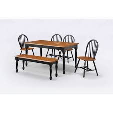 Furniture Grippers Walmart by Better Homes And Gardens Autumn Lane Farmhouse Bench Black And