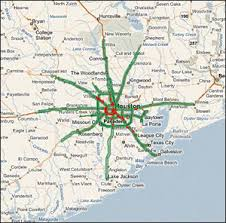 traffic map houston highway evacuations in selected metropolitan areas assessment of