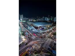 Fast City Slow Commute Center by A Visit To Seoul Brings Our Writer Face To Face With The Future Of