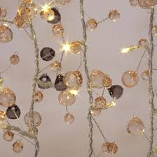indoor string lights mains operated coco chic string lights