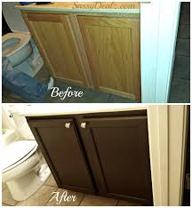 refinish kitchen cabinets andrea of decorating cents used a yeo lab