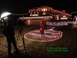 christmas lights videos wow