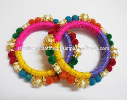 bead bangle bracelet images Gujrati garba dance wear women 39 s bangle bracelet jewelry buy jpg