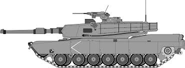 T 72 Interior Clipart Tank Profile Illustration