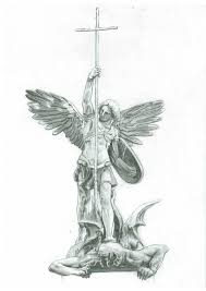 25 beautiful saint michael tattoo ideas on pinterest archangel