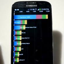 video bench mark samsung galaxy s 4 benchmark tests video phonearena reviews