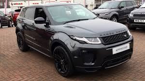 used land rover range rover evoque 2 0 td4 hse dynamic lux 5dr