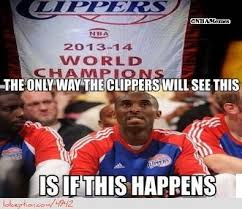 Clippers Meme - nba memes on twitter the los angeles clippers are the 2013 2014