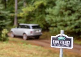 overland range rover rover showcases latest models at overland expo east