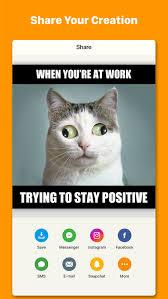 Meme App Maker - meme maker meme creator to make photo memes app data review