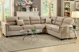 Reversible Sectional Sofa by 2 Pc Kathryn Collection