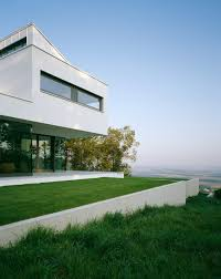 modern box house house p box house design covered with white painting accent