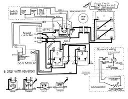 wiring diagram for ezgo golf cart efcaviation com