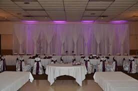 wedding backdrop stand rental lace wedding decoration rentals