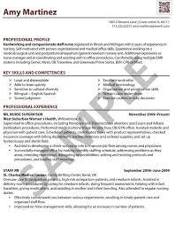 Nurses Resume Template Sample Experienced Nurse Resume Cbshow Co