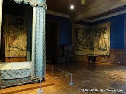chambre d h e azay le rideau azay le rideau 37 la grande chambre ou chambre du roi château d