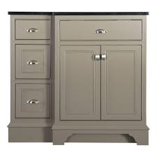 Home Decorators Collection Hayward  In W X  In D Bath Vanity - Home depot bathroom vanity granite