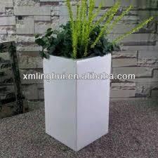 Indoor Planter Pots by Small Fiberglass Decorative Indoor Plant Pots Global Sources