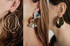 earrings trends the minimalist earring trends to for 2018 the undone