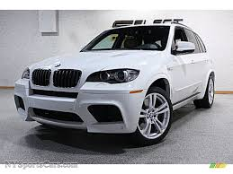 Bmw X5 White - 2010 bmw x5 m in alpine white k25826 nysportscars com cars