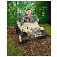 power wheels jeep power wheels military jeep 6v w0028