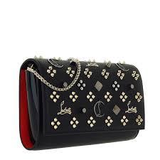christian louboutin handbags evening bags clutch paloma clutch