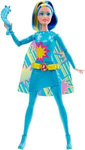 halloween barbie doll barbie in princess power doll blue walmart com