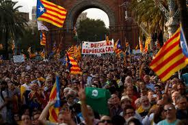 the latest catalan separatists sign u0027declaration u0027 boston herald