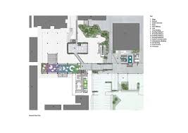 floor plans with porte cochere gallery of northern beaches christian wmk architecture 8