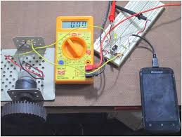 diy phone charger diy emergency phone charger using a dc motor engineersgarage