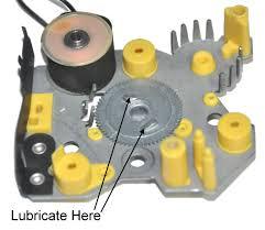 repairing vintage sunbeam electric clock movements d u0027asaro designs