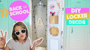 back to diy locker decor and organization how to diy